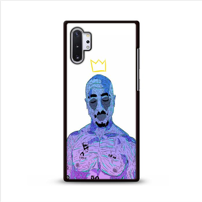 2Pac Tupac Samsung Galaxy Note 10 Plus HÜLLE
