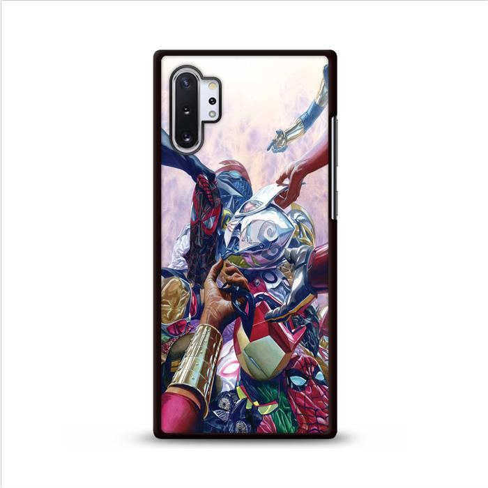 All New Different Marvel Samsung Galaxy Note 10 Plus HÜLLE