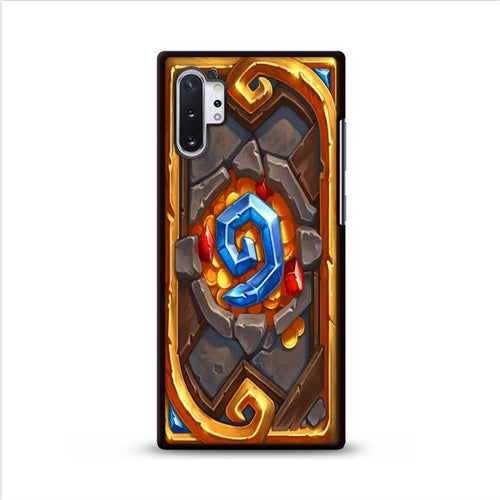 World of Warcraft Hearthstone Candle King Samsung Galaxy Note 10 Plus HÜLLE