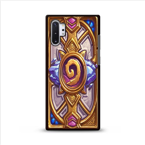 World of Warcraft Hearthstone Maraad Samsung Galaxy Note 10 Plus HÜLLE