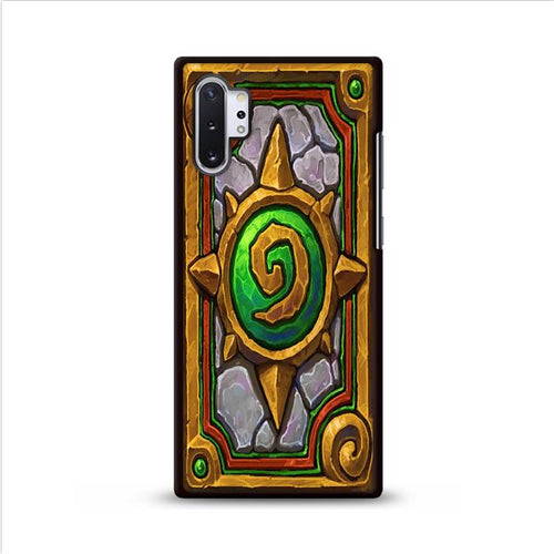 World of Warcraft Hearthstone Nexxramas Samsung Galaxy Note 10 Plus HÜLLE