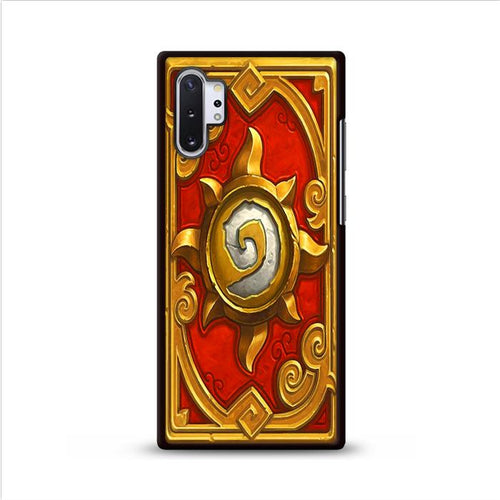 World of Warcraft Hearthstone Pandaria Samsung Galaxy Note 10 Plus HÜLLE
