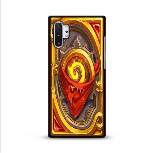 World of Warcraft Hearthstone Van Samsung Galaxy Note 10 Plus HÜLLE