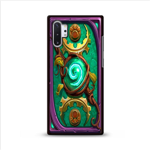 World of Warcraft Hearthstone Ysera Samsung Galaxy Note 10 Plus HÜLLE