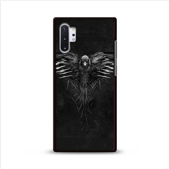 Game of Thrones Raven Samsung Galaxy Note 10 HÜLLE
