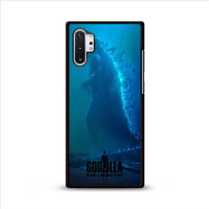 Godzilla King of The Monster Blue Samsung Galaxy Note 10 HÜLLE