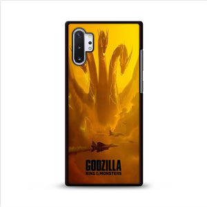 Godzilla King of The Monster King Ghidorah Samsung Galaxy Note 10 HÜLLE