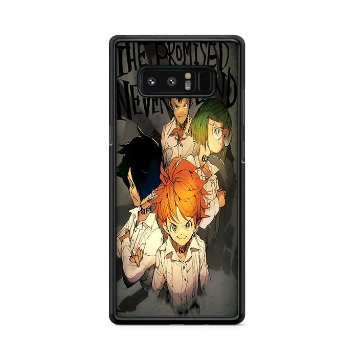 The Promised Neverland Wallpaper Samsung Galaxy Note 8 HÜLLE