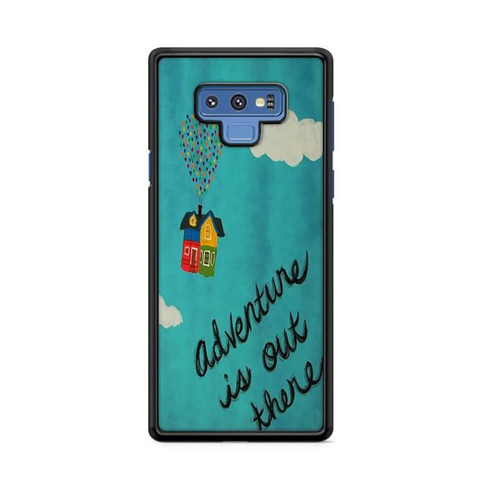 Adventure is Still Out There Samsung Galaxy Note 9 HÜLLE