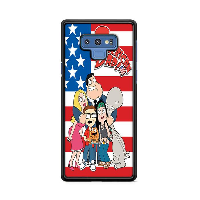 American Dad Samsung Galaxy Note 9 HÜLLE
