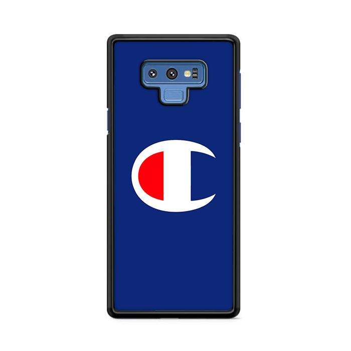 Champion Logo Samsung Galaxy Note 9 HÜLLE