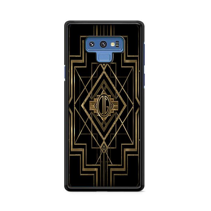 The Great Gatsby Logo Samsung Galaxy Note 9 HÜLLE