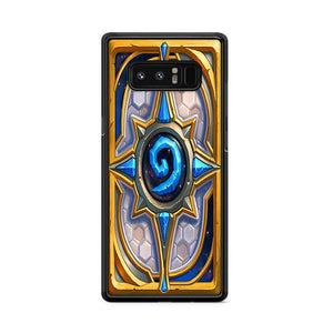 World of Warcraft Hearthstone Legacy of The Void Samsung Galaxy Note 8 HÜLLE