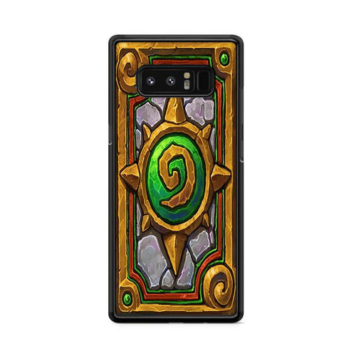 World of Warcraft Hearthstone Nexxramas Samsung Galaxy Note 8 HÜLLE