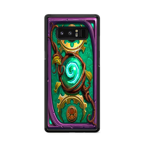 World of Warcraft Hearthstone Ysera Samsung Galaxy Note 8 HÜLLE