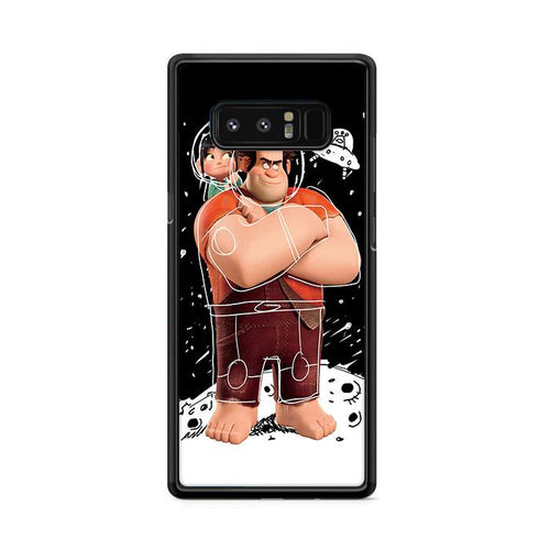 Wreck It Ralph Wallpaper Samsung Galaxy Note 8 HÜLLE
