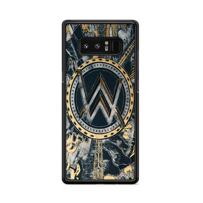 Alan Walker Symbol Samsung Galaxy Note 8 Case | Rowling