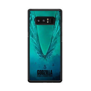 Godzilla King of The Monster Mothra Samsung Galaxy Note 8 HÜLLE