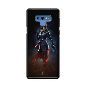 Assassin's Creed Syndicate Evie Frye Samsung Galaxy Note 9 HÜLLE