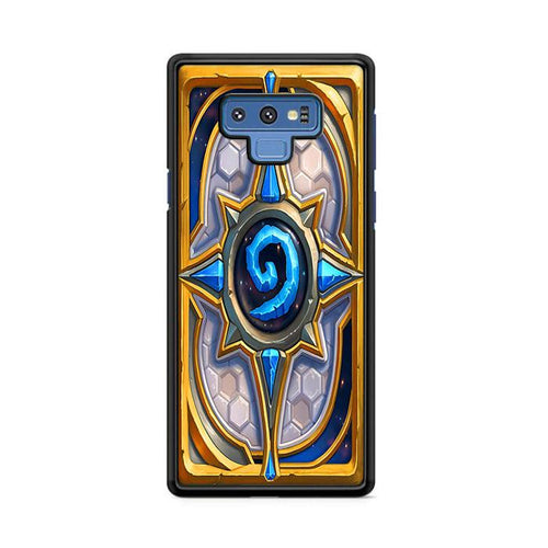 World of Warcraft Hearthstone Legacy of The Void Samsung Galaxy Note 9 HÜLLE