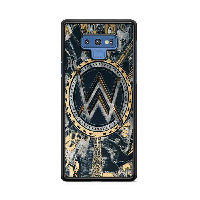 Alan Walker Symbol Samsung Galaxy Note 9 Case | Rowling