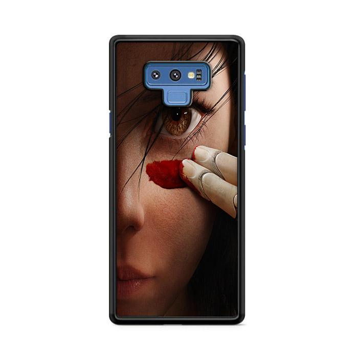 Alita Battle Angel Samsung Galaxy Note 9 Case | Rowling