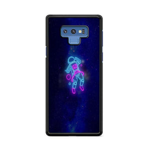 Astronaut Line Art Samsung Galaxy Note 9 Case | Rowling