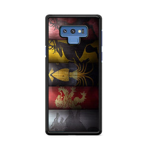 Game of Thrones Symbol Wallpaper Samsung Galaxy Note 9 HÜLLE