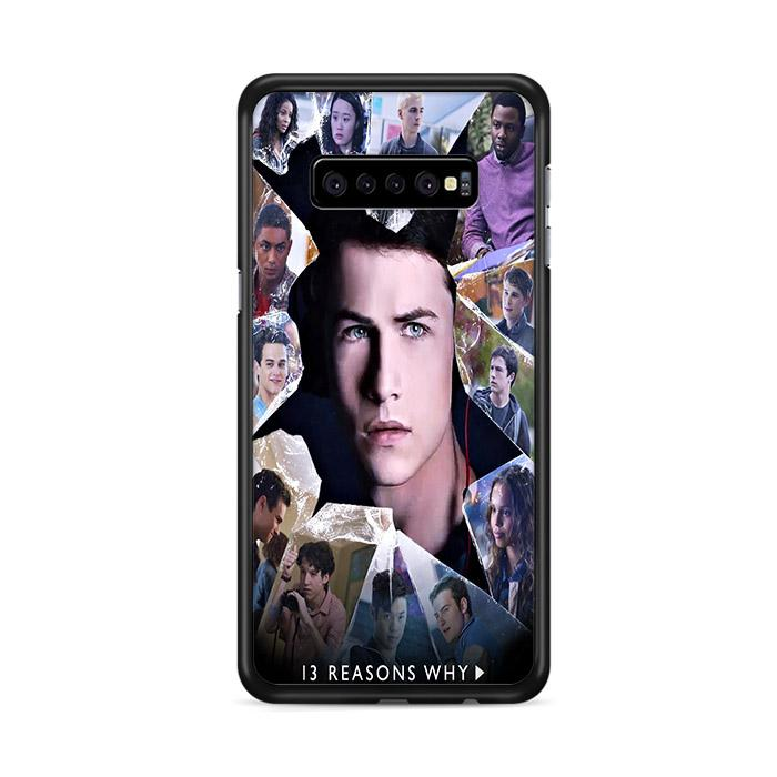 13 Reasons Why Cast Samsung Galaxy S10 HÜLLE