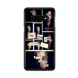 All 13 Reasons Why 2 Poster Samsung Galaxy S10 HÜLLE