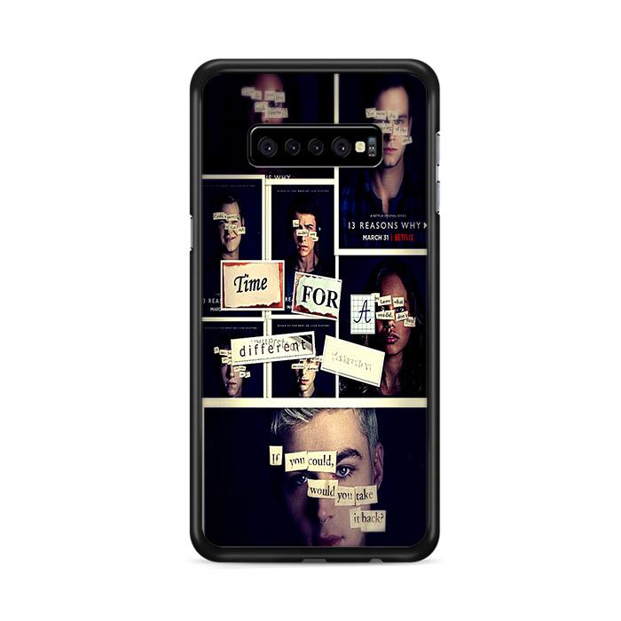 All 13 Reasons Why 2 Poster Samsung Galaxy S10e HÜLLE