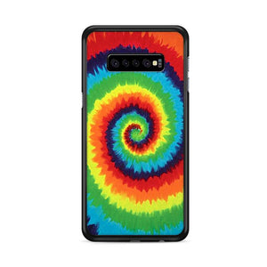 Colorful Tie Dye Samsung Galaxy S10e HÜLLE