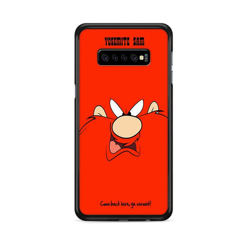 Yosemite Sam Samsung Galaxy S10 Plus HÜLLE