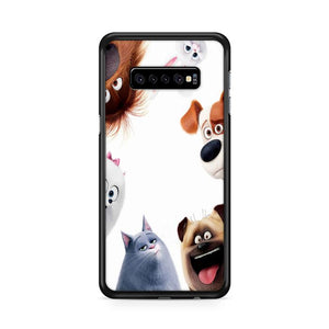 The Secret Life of Pets Samsung Galaxy S10 Plus HÜLLE