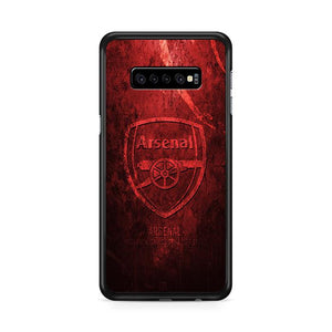 Arsenal Red Samsung Galaxy S10 Plus HÜLLE