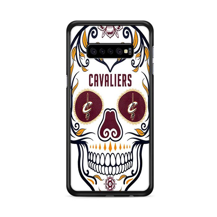 Cleveland Cavaliers Skull Samsung Galaxy S10e HÜLLE