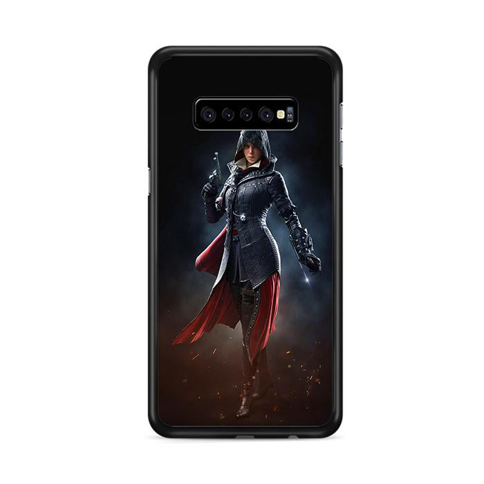 Assassin's Creed Syndicate Evie Frye Samsung Galaxy S10 Plus HÜLLE