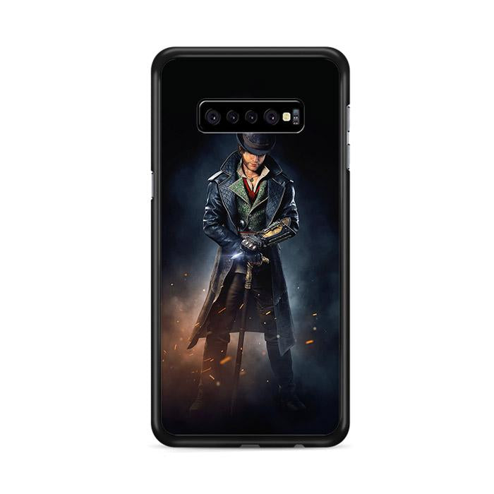 Assassin's Creed Syndicate Jacob Samsung Galaxy S10e HÜLLE