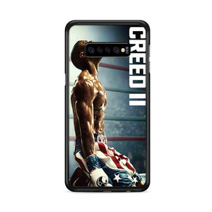 Creed 2 Poster Samsung Galaxy S10 HÜLLE