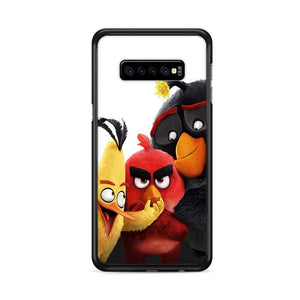 Angry Birds Movie Samsung Galaxy S10 Plus HÜLLE