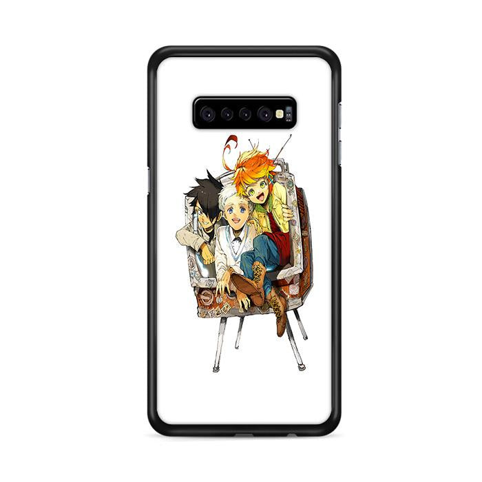 The Promised Neverland Fanart Samsung Galaxy S10 HÜLLE