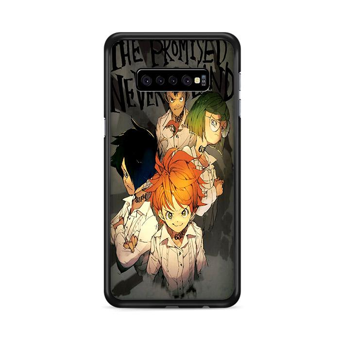 The Promised Neverland Wallpaper Samsung Galaxy S10e HÜLLE