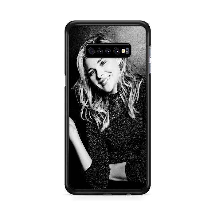 Chloe Grace Moretz Photo Samsung Galaxy S10 HÜLLE