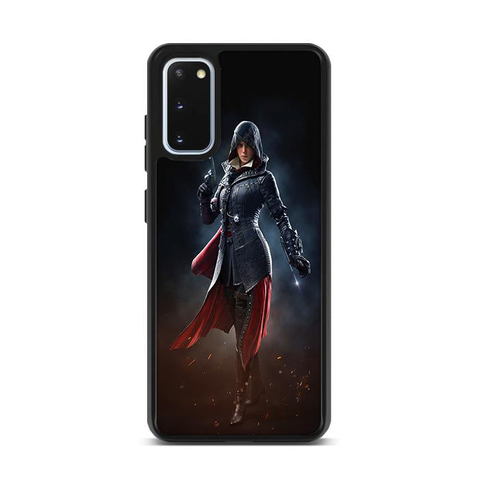 Assassin's Creed Syndicate Evie Frye Samsung Galaxy S20 Plus HÜLLE