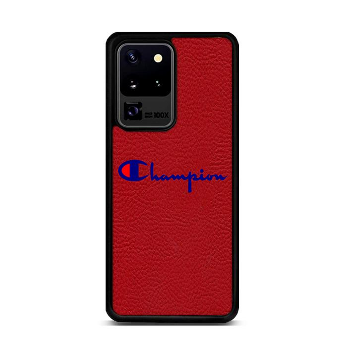 Champion Red Motif Samsung Galaxy S20 Ultra HÜLLE