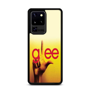 Glee Logo Yellow Samsung Galaxy S20 Ultra HÜLLE