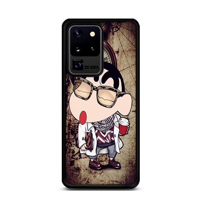 Crayon Shin Chan Cute Cartoon Samsung Galaxy S20 Ultra HÜLLE