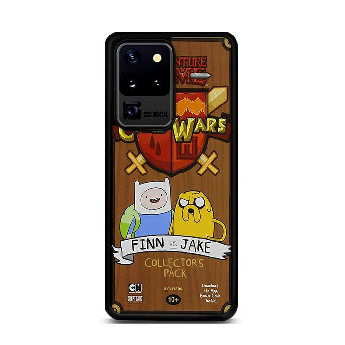 Adventure Time Card Wars Samsung Galaxy S20 Ultra HÜLLE