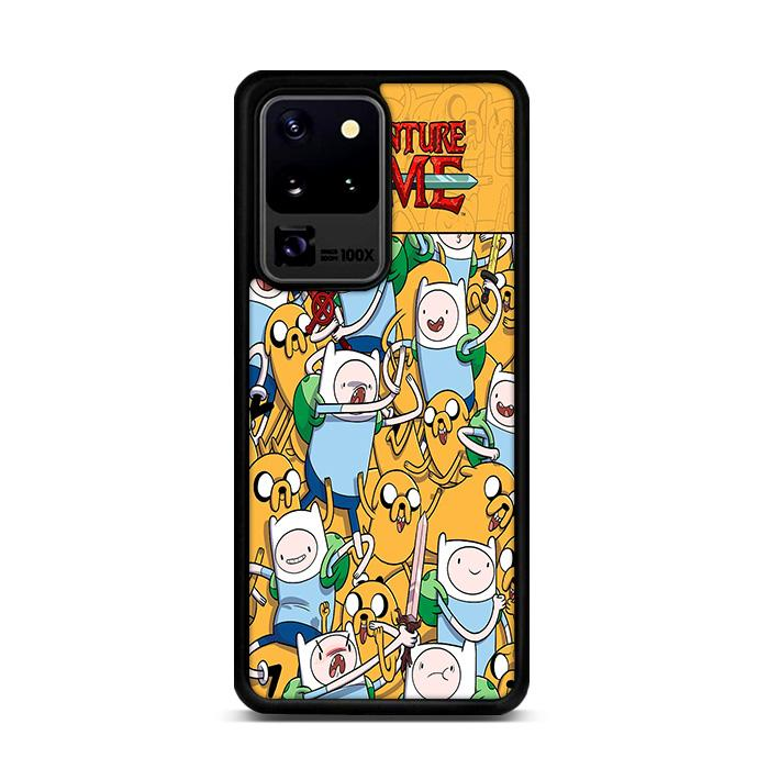 Adventure Time Comic Samsung Galaxy S20 Ultra HÜLLE