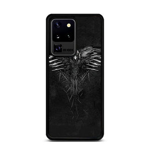 Game of Thrones Raven Samsung Galaxy S20 Ultra HÜLLE